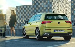 Автомобиль недели. Volkswagen Golf 8