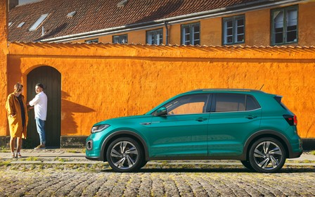 Автомобіль тижня: Volkswagen T-Cross