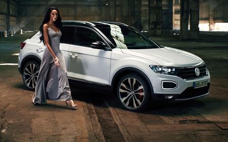 Автомобіль  тижня. Volkswagen T-Roc