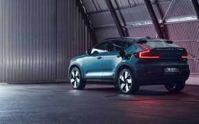 Автомобиль недели. Volvo C40