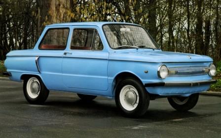 Автомобіль ЗАЗ-966 святкує п'ятдесятиріччя