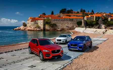 Автомобілі Jaguar з вигодою до 325 000 гривень*