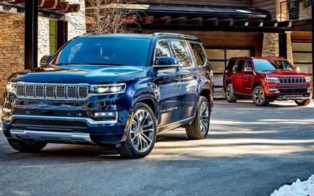 Автомобили недели. Jeep Wagoneer и Grand Wagoneer
