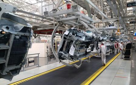 Автопроизводство в апреле просело на 80%. Что, всё?