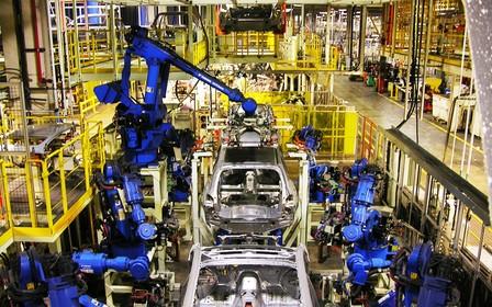 Автовиробництво в липні сильно просіло