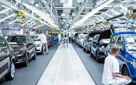 Автопроизводство в Украине снова пошло на спад