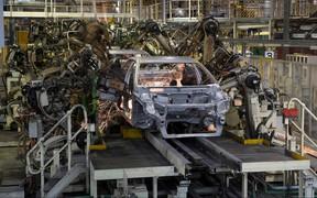 Автопроизводство в Украине выросло на 57%. А сколько это в штуках?