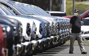 Авторынок ожил! Автомобили, которые продавались чаще всего в мае