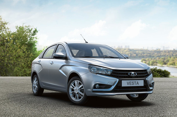 «АвтоВАЗ» создал удлиненную Lada Vesta VIP