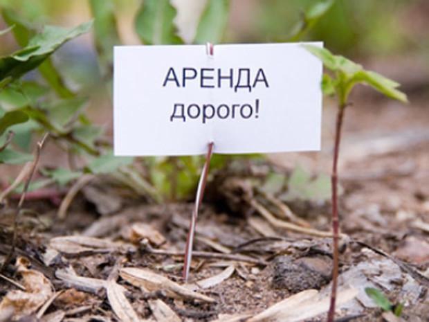 Азаров хочет повысить плату за аренду украинской земли