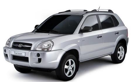 Б/у авто: обзор Hyundai Tucson (I, 2004)