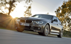 Баварцы представили новый BMW 3-Series