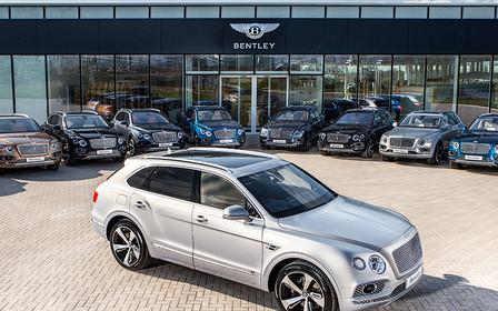 Bentley Bentayga доставлен первым клиентам