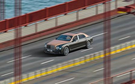 Bentley Mulsanne запечатлели на самой подробной фотографии авто всех времен