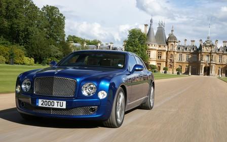 Bentley Muslanne разменяет мощный V8 на электротягу