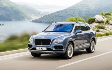 Bentley презентовал самый быстрый дизельный внедорожник в мире