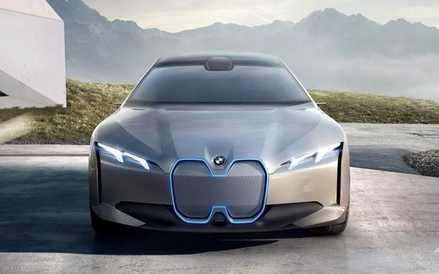 Беспилотники BMW получат собственный руль-джойстик