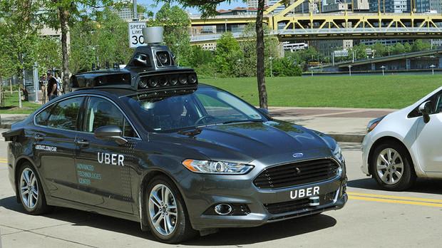 Беспилотники Uber нарушают ПДД. Снова.