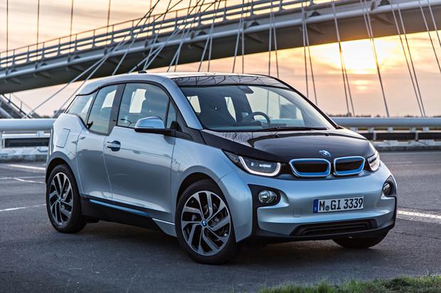 Без зайвого галасу: Тест-драйв BMW i3