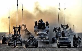 Без обмана: Кадры погони из «Безумного Макса» без видеографики