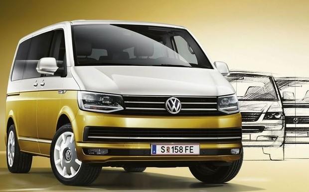 Безперечна перемога VW Multivan
