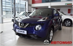 Bигода до 75 720 грн від Автомир Nissan на компактний кросовер Juke