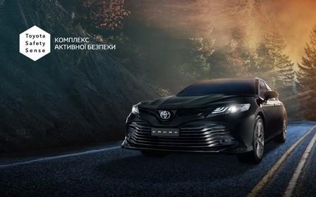 Більше 10 млн автомобілів у всьому світі оснащено системою активної безпеки Toyota Safety Sense