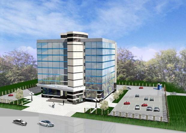Бизнес центры строят в Украине