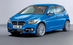 BMW 1 GT едет в Париж