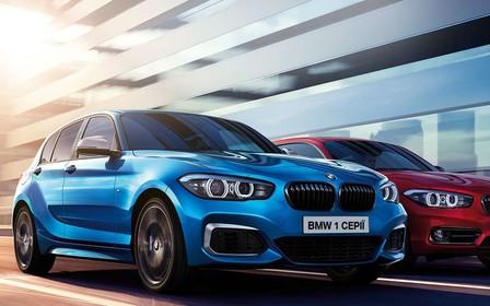 BMW 1 серии в специальных комплектациях по выгодной цене.