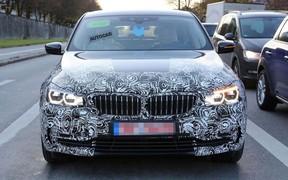 BMW 5 серии GT поднимут в классе