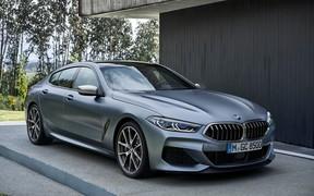 BMW 8 серии Gran Coupe