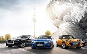 BMW грозится отобрать у Великобритании производство Rolls Royce и Mini