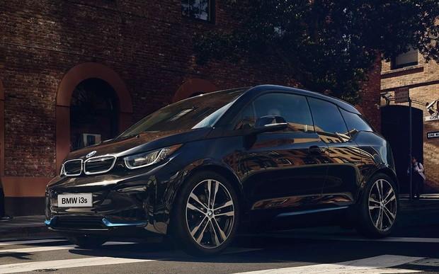 BMW i3 по специальной цене