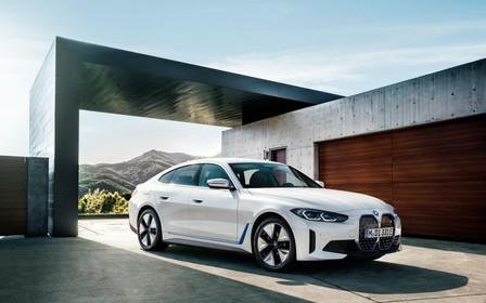 BMW i4 оценили в 58 тыс. евро. За что такие деньги?