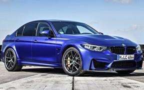 «BMW M3 CS 2018»
