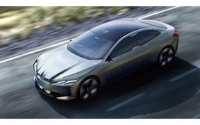 BMW обіцяє запас ходу електрокара iNext в 700 км