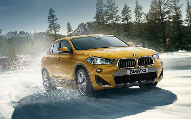 BMW X2 по специальной цене.