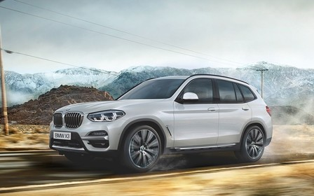 BMW X3 по специальной цене