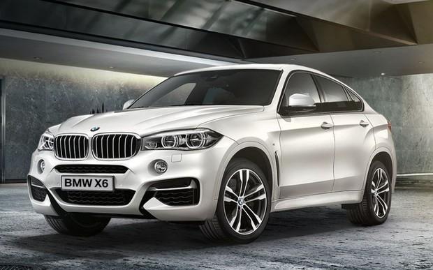 BMW X6 в специальной комплектации с пакетом М Sport по специальной цене