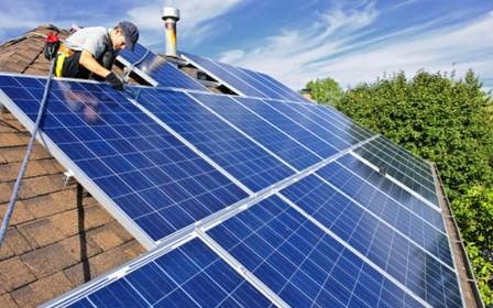 Более 27 тысяч украинских семей используют солнечные панели