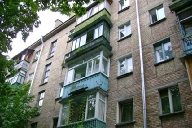 Более 55% проданных квартир в Киеве – «хрущевки»