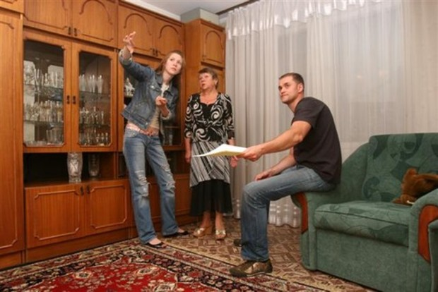 Более трети арендаторов столичных квартир – киевляне