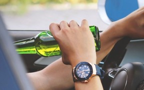 Больше тысячи пьяных за неделю. Полиция Украины поделилась новой статистикой