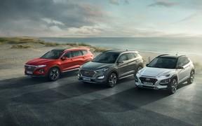 Большие планы. В Hyundai анонсировали пять моделей, которые представят в 2020 году