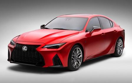 Великий V8 повертається на Lexus IS