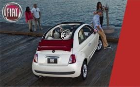Бренду Fiat 120 років!