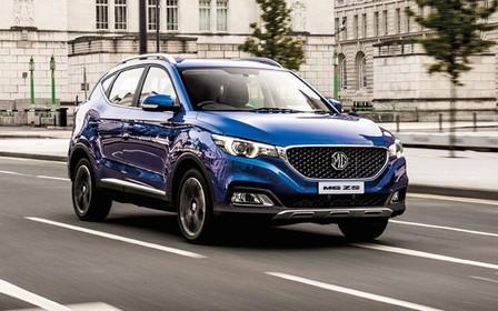 Британский бренд MG возвращается в Украину