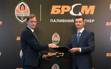«БРСМ-Нафта» и ФК «Шахтер» стали стратегическими партнерами