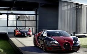 Bugatti Veyron: прощание с легендой